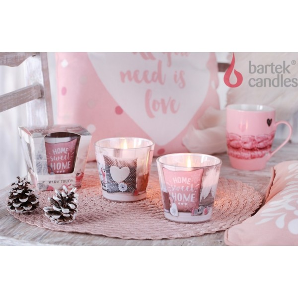 Dišeča svečka, BARTEK CANDLES, WARM TOUCH