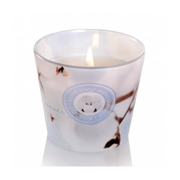 Dišeča svečka BARTEK CANDLES, Cotton, 115g