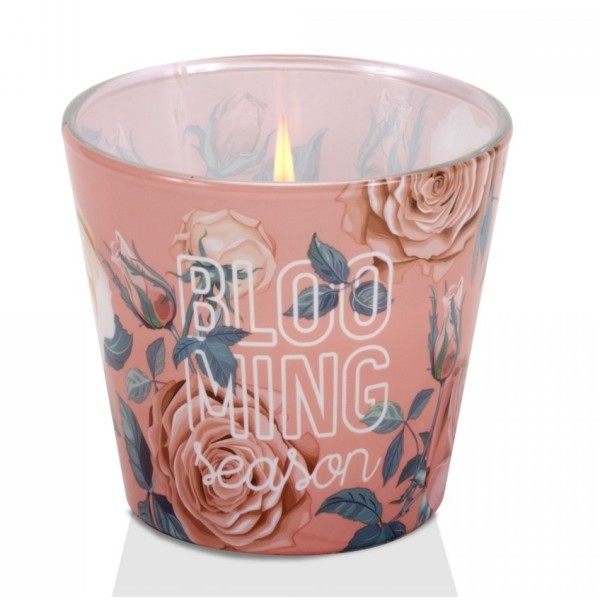 Dišeča svečka BARTEK CANDLES, ROSE