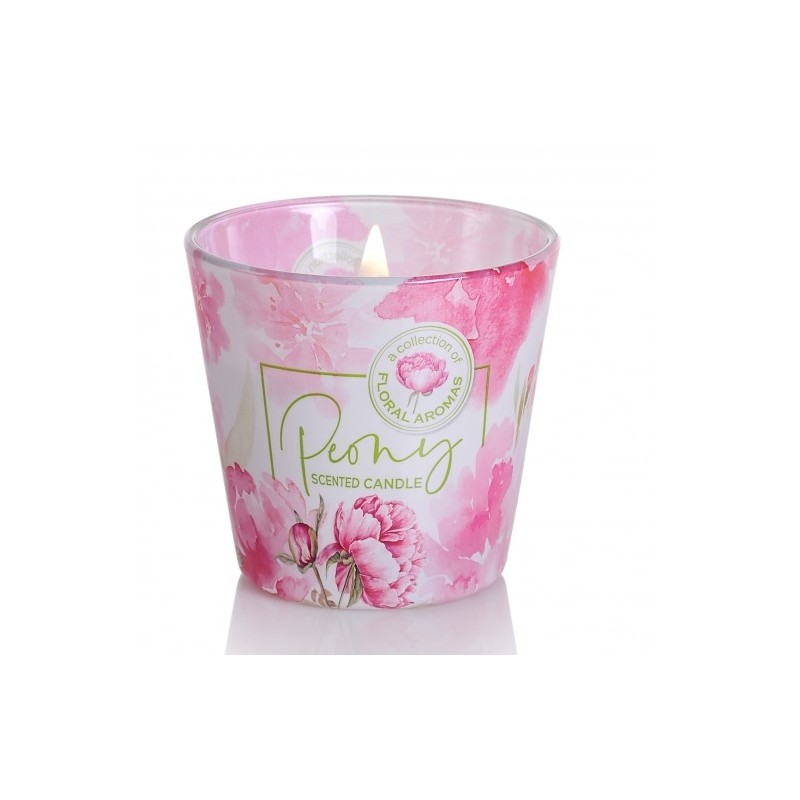 Dišeča svečka BARTEK CANDLES, Royal pink